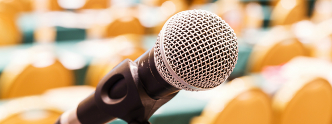 take inspiration from… top press conference tips