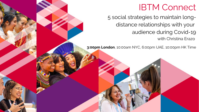 5 social strategies to maintain relationships with your audience during Covid-19