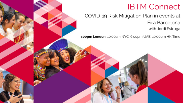 Covid-19 Risk Mitigation Plan in events at Fira Barcelona